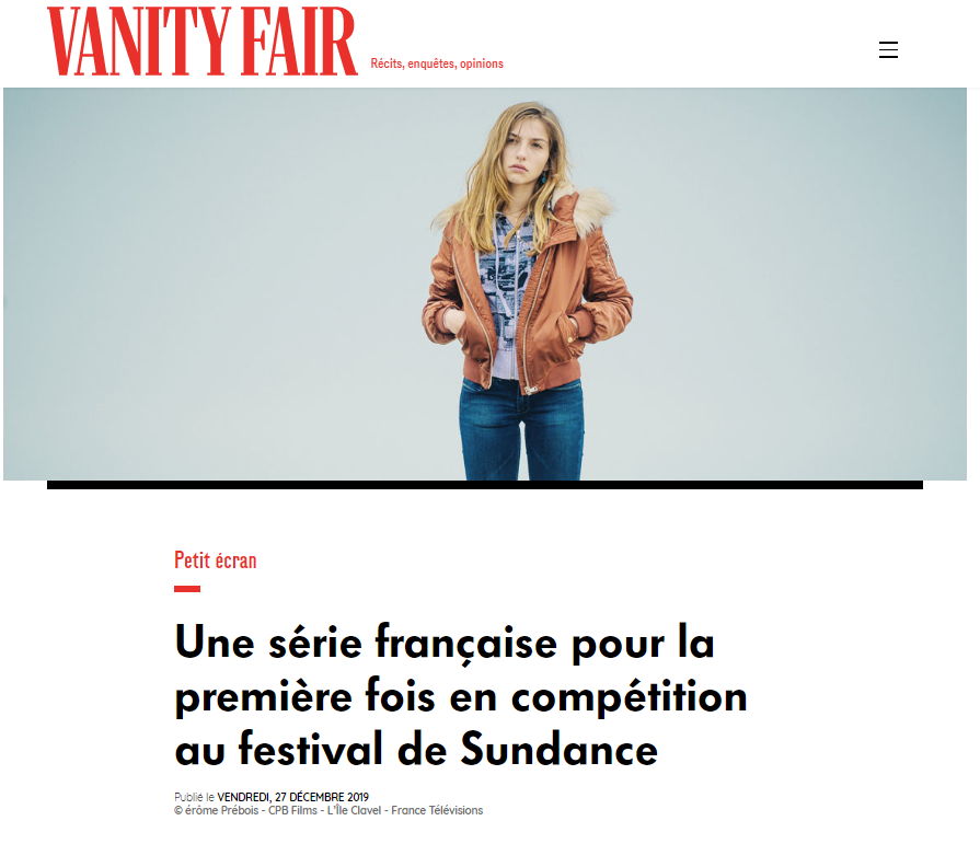 Vanity fair - laetitia