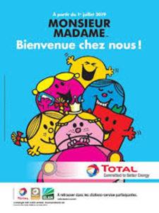 Monsieurs Madame